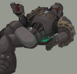 Astartes and Chill colored