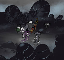 Hollow Knight: DnD5e setting