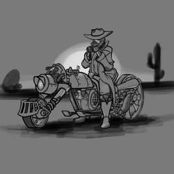 Wild West Warforged