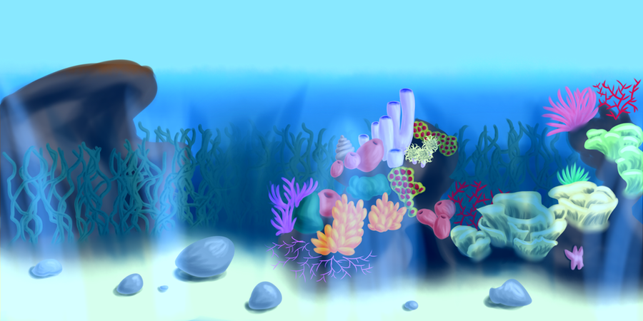 Coral Reef Design Concept New Orleans