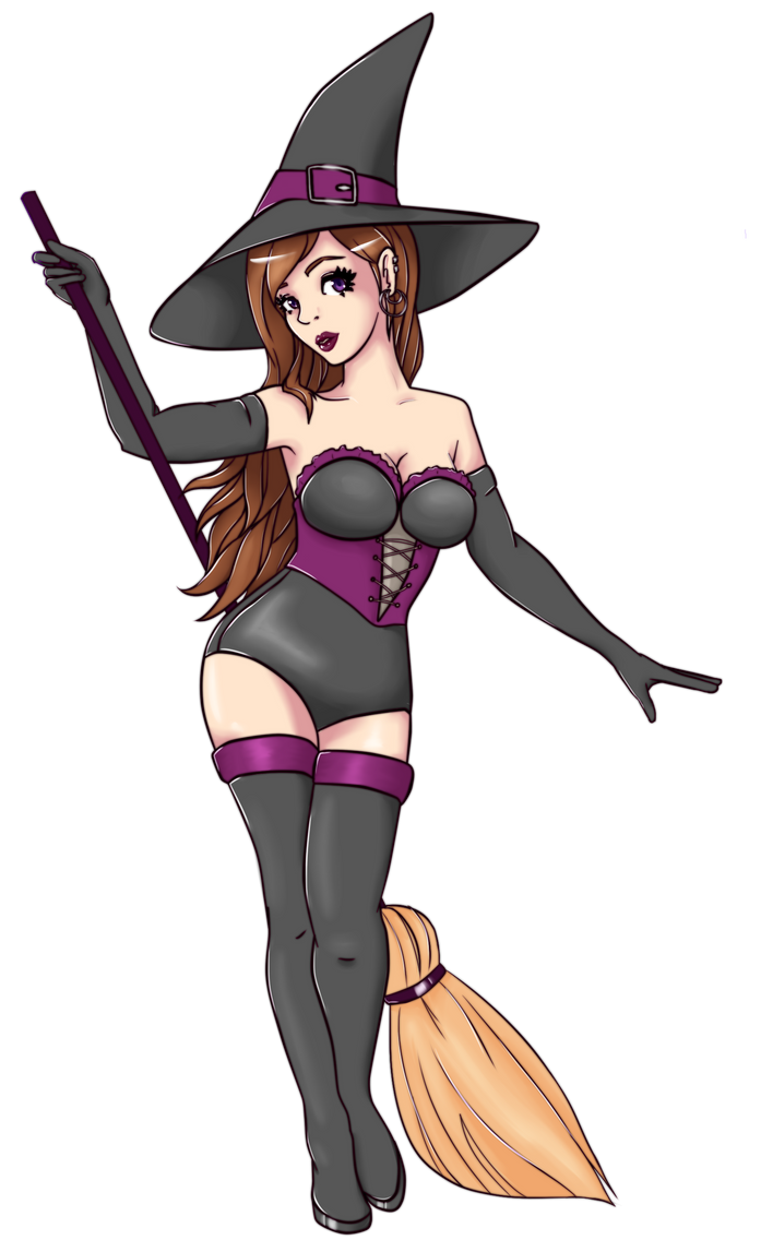 Witch by shuzzy