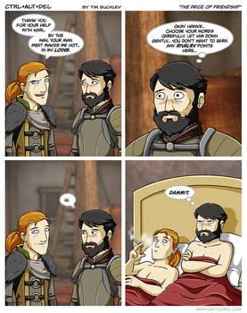 Dragon Age 2: Anders Comic by Airakyou