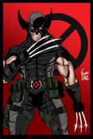 Wolverine by ricardo1982