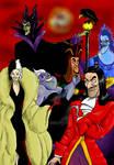 Disney Villains United