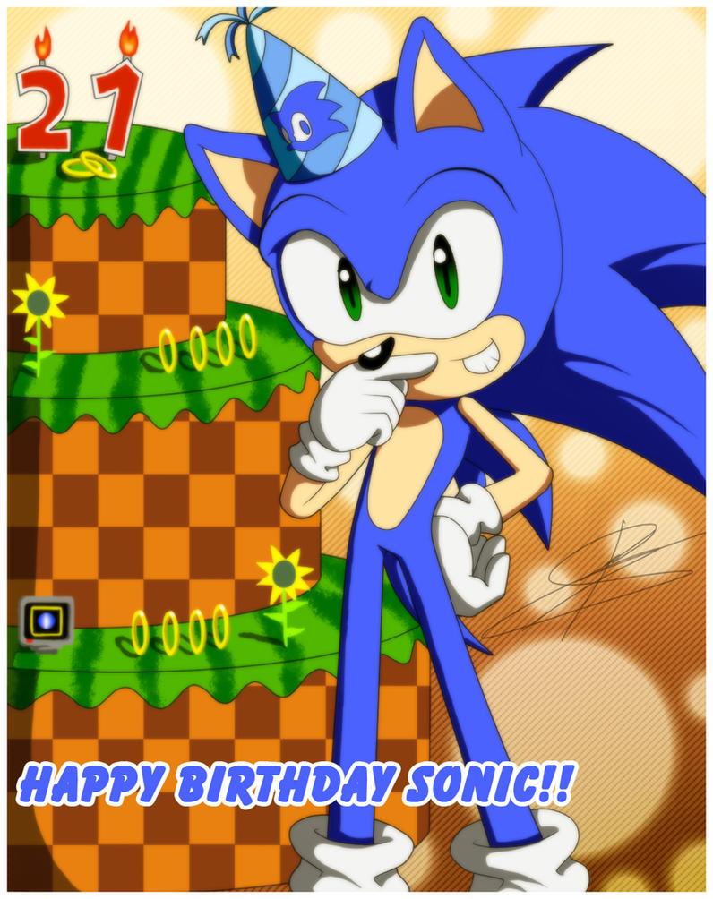 21st Anniversary by BloomPhantom