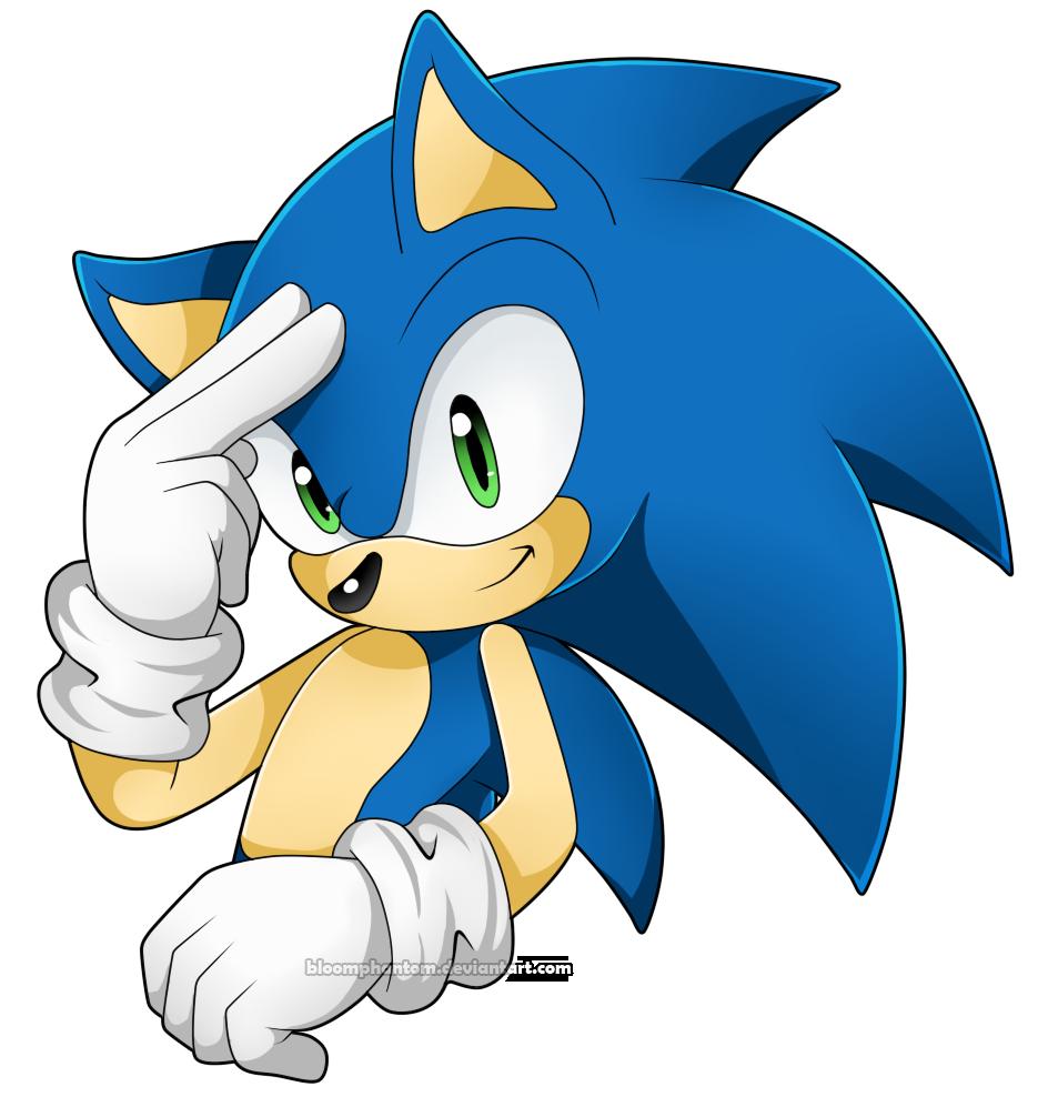 Sonic Th By Bloomphantom On Deviantart