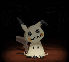 .:Mimikyu:. by BloomPhantom