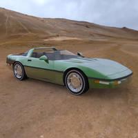 Corvette ZR-1 by VanishingPointInc