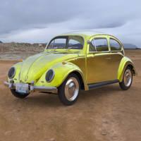 VW Beetle by VanishingPointInc