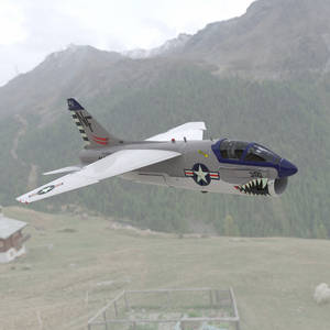 Corsair in the Mountains