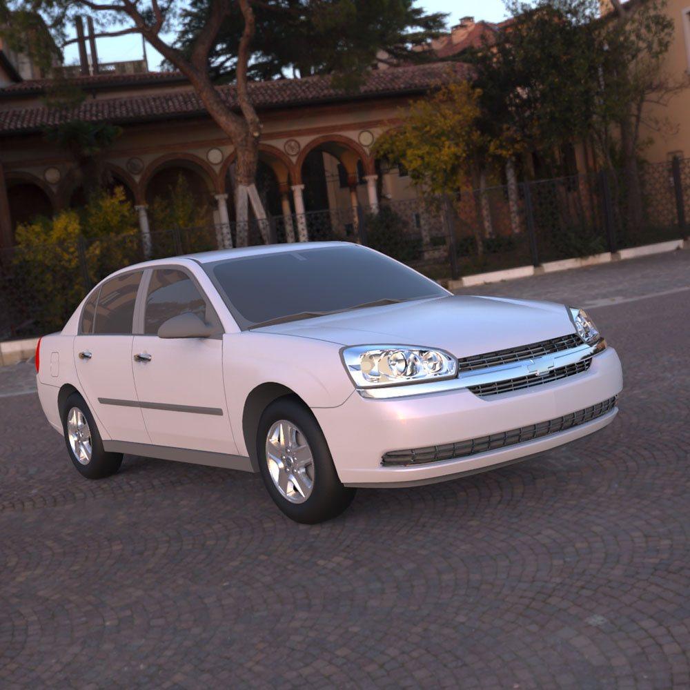 Chevrolet Malibu 1 by VanishingPointInc