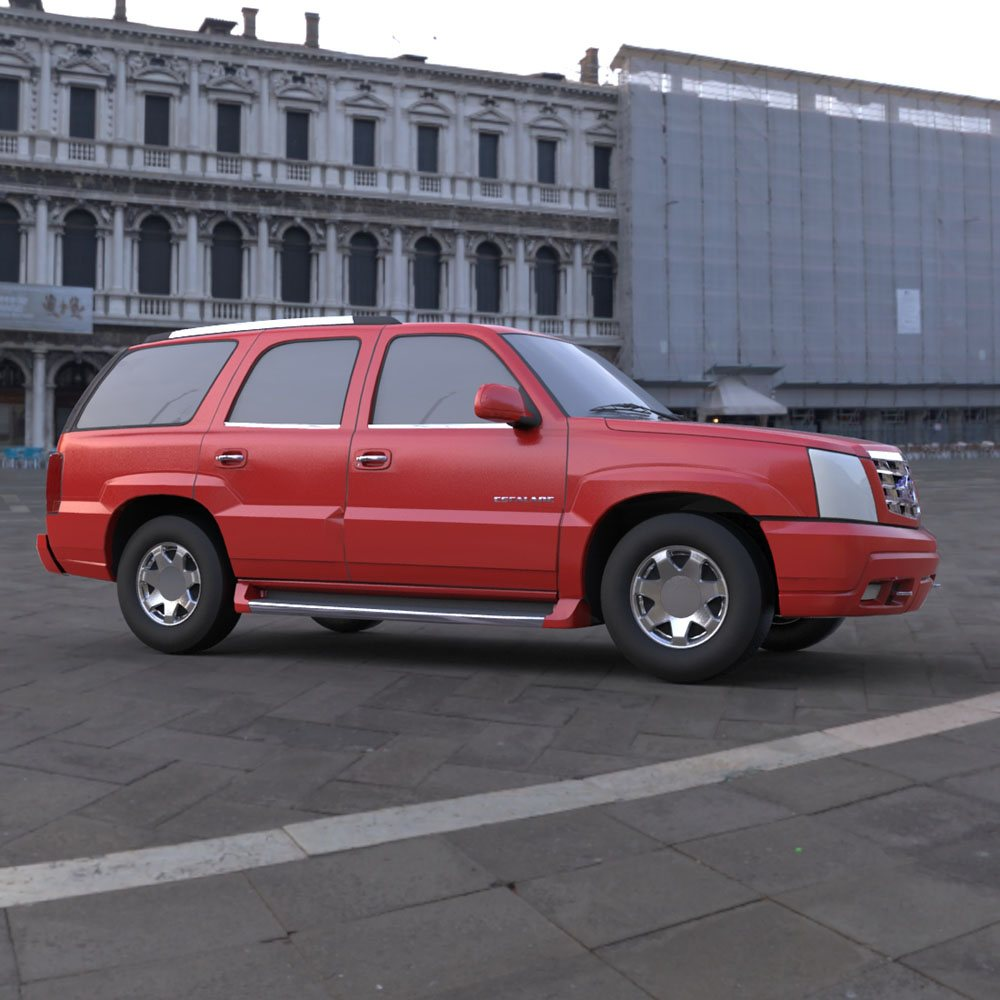 Cadillac Escalade 1 by VanishingPointInc