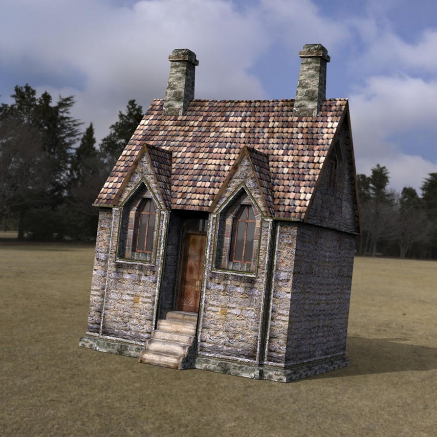 Mariners Chapel 1 by VanishingPointInc