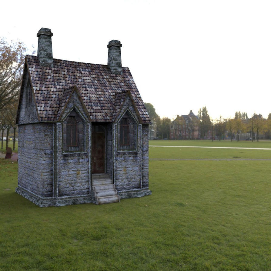 Mariners Chapel 2 by VanishingPointInc
