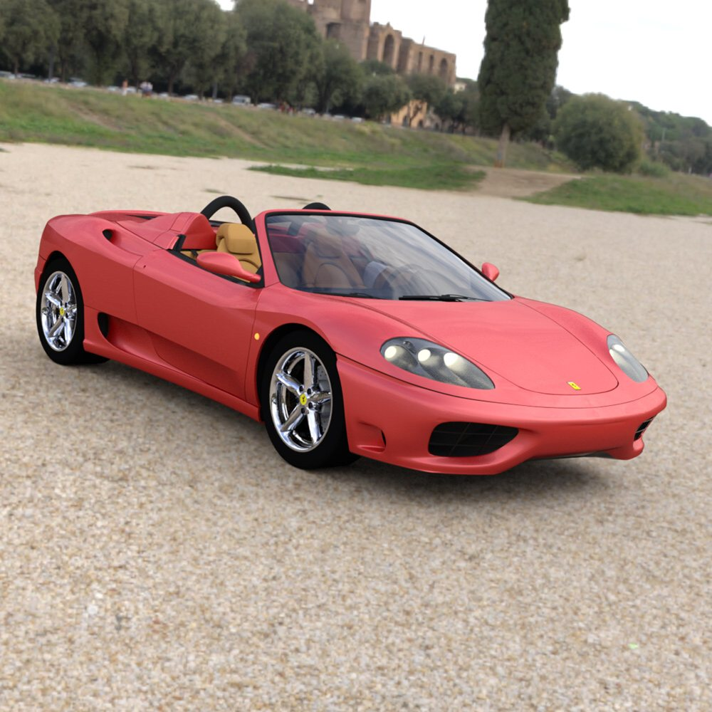 Ferrari Spider 360 DS1 by VanishingPointInc