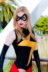 Ms.Marvel by ChibiSashi