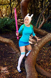 Fionna the Human by ChibiSashi