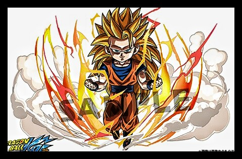Goku true super saiyan 3 by kotakthesaiyen