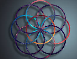 Flower Of Life by DarkDeViant19