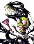 Invader Zim - Venom Zim