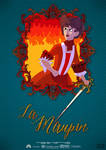 La Maupin Julie D'Aubigny Poster