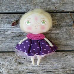 Berry Summer doll by Dasha-Svetlaya