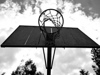 Basketball Hoop by Dasha-Svetlaya
