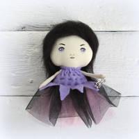 Emo girl doll