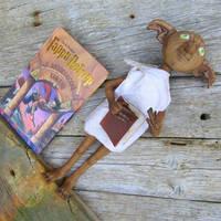 Dobby the house elf doll