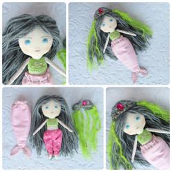 Mermaid Princess by Dasha-Svetlaya