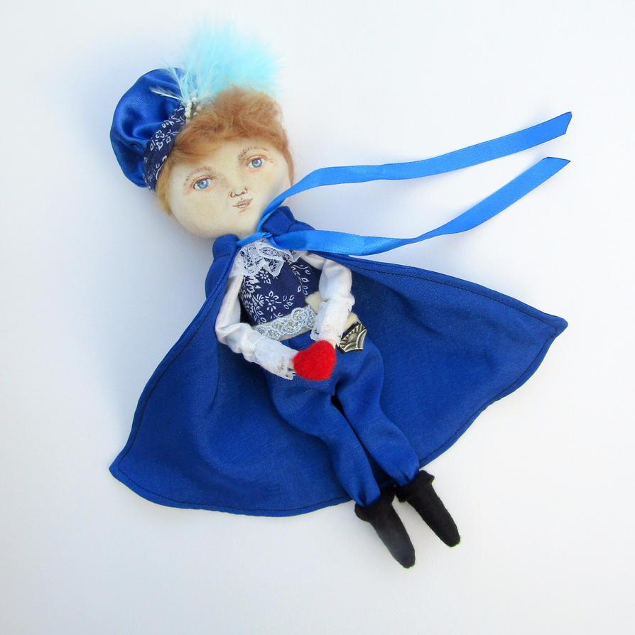 Prince doll by Dasha-Svetlaya