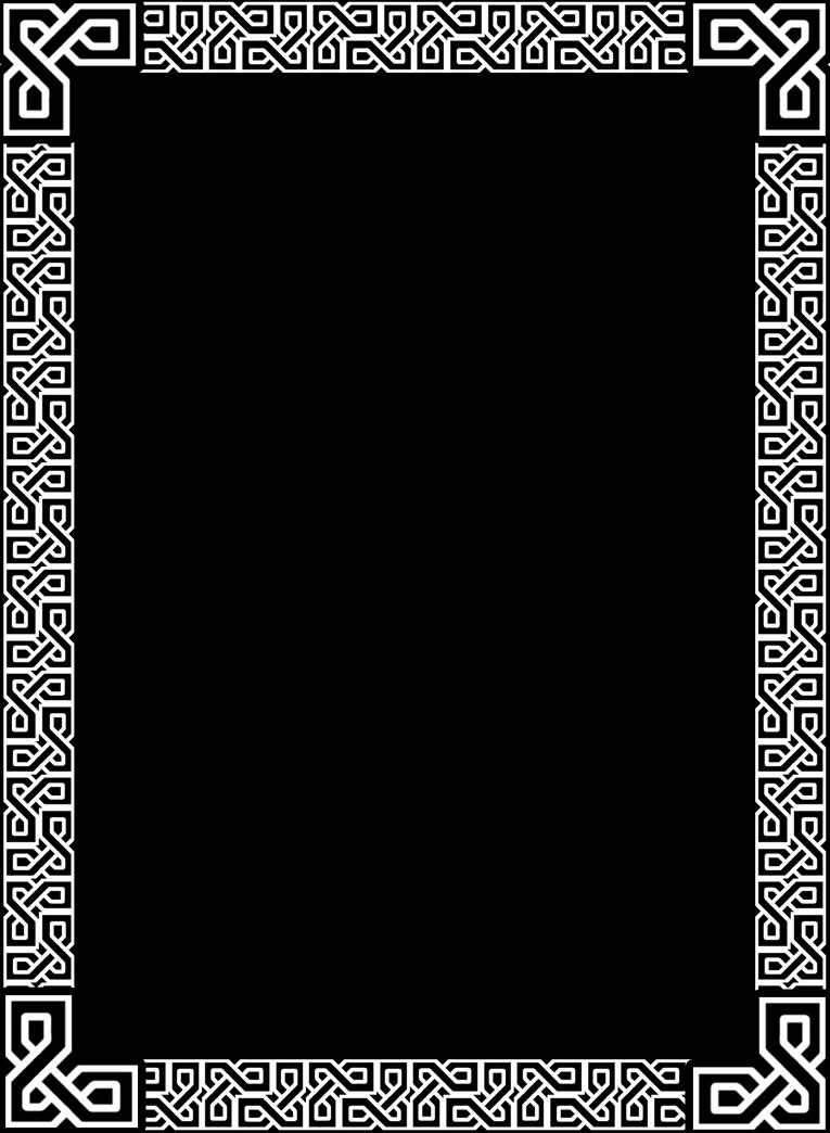 celtic knotwork wallpaper border