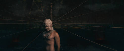 Tied Nightmare by MarkTurtoo