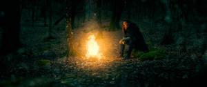 Fires fade