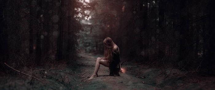 Dark Spirit by MarkTurtoo
