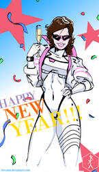 Happy New Year!!! 2015 by ExevaloN