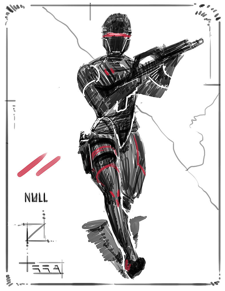 Null 3 by ExevaloN