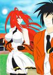 Ayane and Rintaro