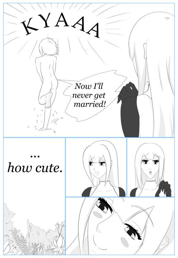 Danmachi Comic Page Eight