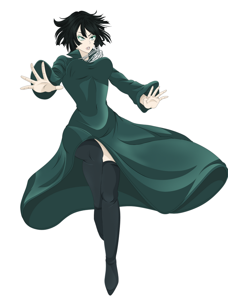 Fubuki Full Body Colour by AlphaDeltaZeta