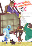 The Wonderful Wiz of Axel - Front Cover