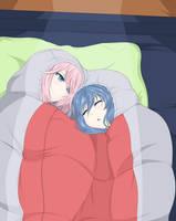 Rin and Nadeshiko