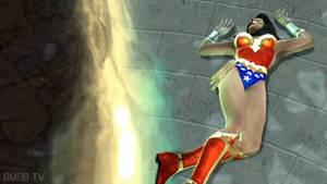 Wonder Woman Damsel In Distress