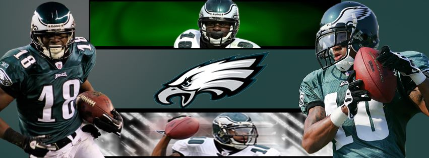Jeremy Maclin and DeSean Jackson by EaglesxLegend