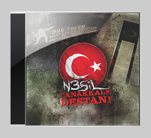 canakkale destani - n3sil by leavedesign