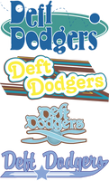 Dodge Ball Logo dump