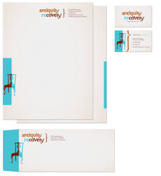 Antiquity Recovery Stationery Set