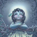 Krishna is looking at you )