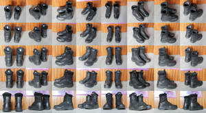 Military Boots Stock