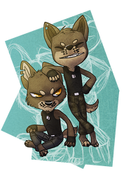 [Gift] Jazz And Brown